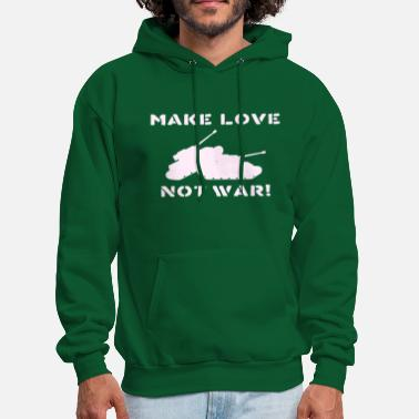 Anti War ANTI WAR - Men's Hoodie