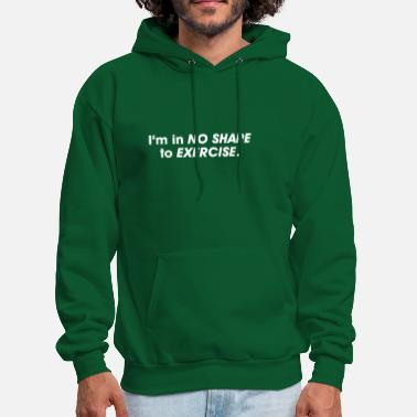 Shape NO SHAPE - Men's Hoodie