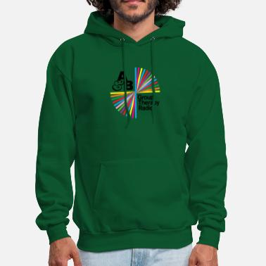 Beyond group therapy - Men's Hoodie