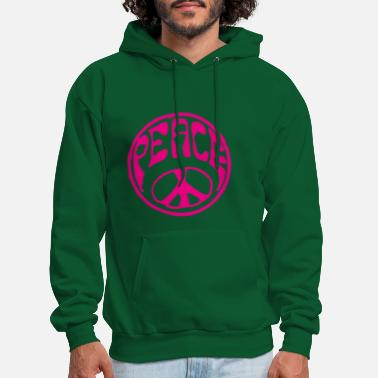 Movement Peace - Men's Hoodie