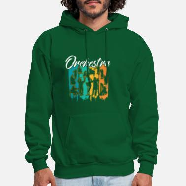Orchestra orchestras - Men's Hoodie