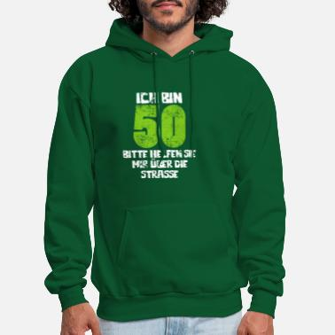 Round Birthday 50th Birthday Round Birthday - Men's Hoodie