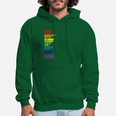 Human Rights Science Human Rights Women's Rights gift - Men's Hoodie