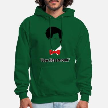 Cool Quote bow_ties_are_cool - Men's Hoodie