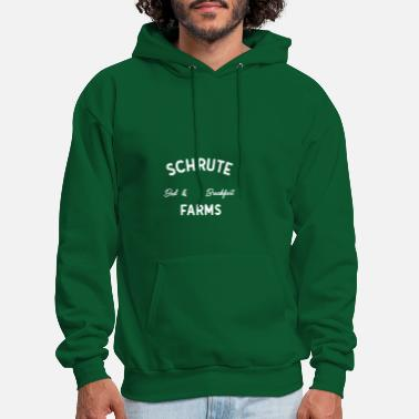 Bed And Breakfast Schrute Farms Bed And Breakfast - Men's Hoodie