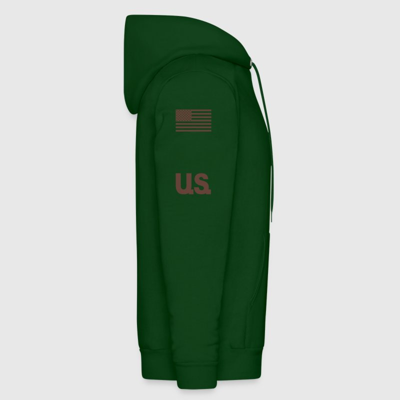 US Army Patch, Mision Militar ™ - Men's Hoodie