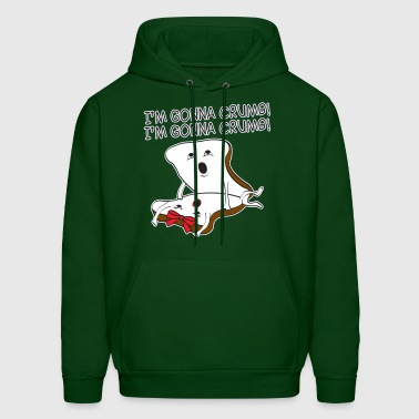I'm Gonna Crumb - Men's Hoodie