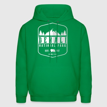 Denali National Park - Men's Hoodie