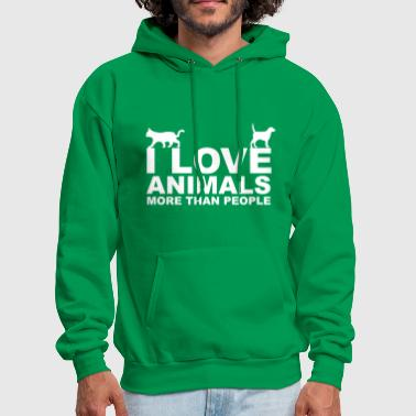 Animals - Men's Hoodie