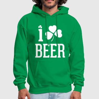 Irish Beer - Men's Hoodie