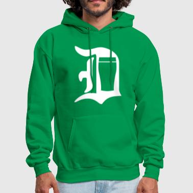 Old English D Pint - Men's Hoodie