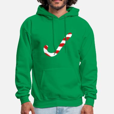 Candy-cane Candy Cane - Men's Hoodie