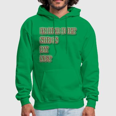 Words wordings - Men's Hoodie