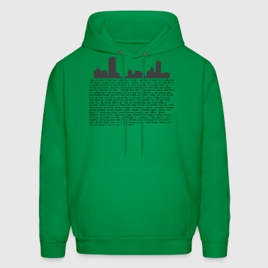 Awesome I Am Boston - Men's Hoodie