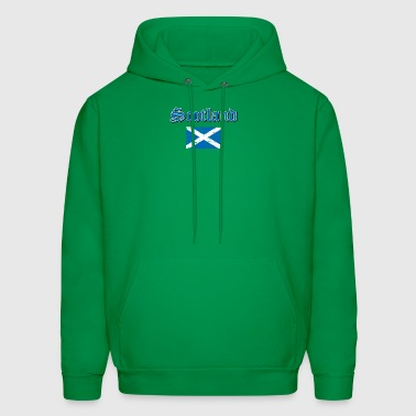 Scottish Flag designs - Men's Hoodie