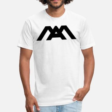 T-shorts MA Short Sleeve T - Fitted Cotton/Poly T-Shirt by Next Level
