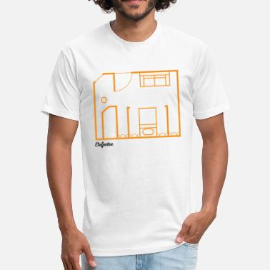 D2 EFT d2 - Fitted Cotton/Poly T-Shirt by Next Level