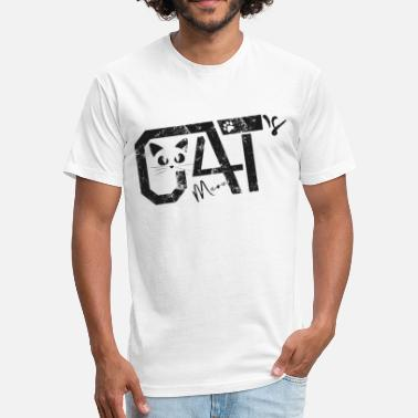 Cat Cat's meow 2018 Best Selling - Fitted Cotton/Poly T-Shirt by Next Level