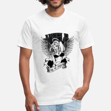 City-of-angels City Of Angels - Fitted Cotton/Poly T-Shirt by Next Level