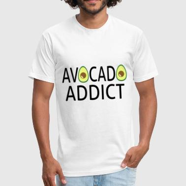 Avocado Addict Avocado Addict - Fitted Cotton/Poly T-Shirt by Next Level
