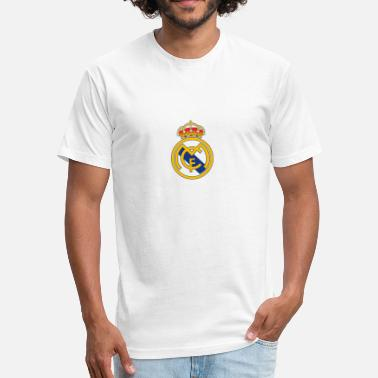 Madrid Real madrid - Fitted Cotton/Poly T-Shirt by Next Level