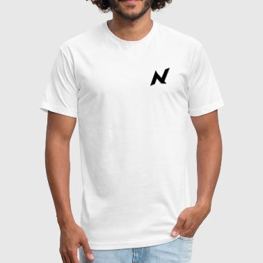 Neon - Fitted Cotton/Poly T-Shirt by Next Level