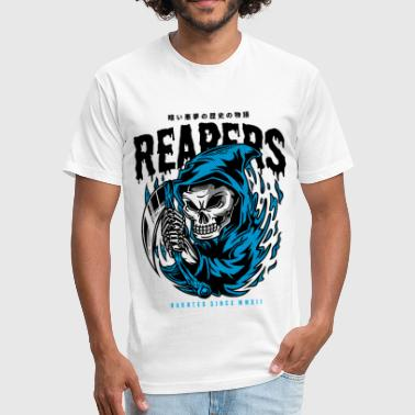 Reapers - Fitted Cotton/Poly T-Shirt by Next Level