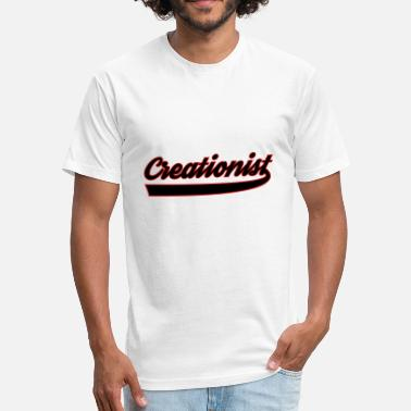 Creationist Creationist - Unisex Poly Cotton T-Shirt
