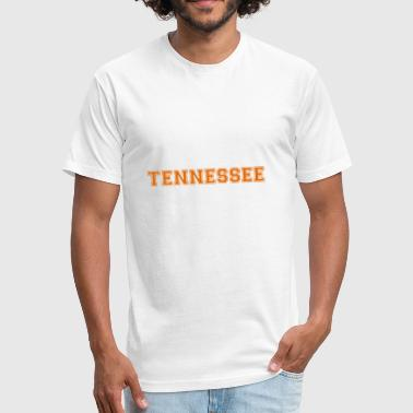 Tennessee Vols - Fitted Cotton/Poly T-Shirt by Next Level