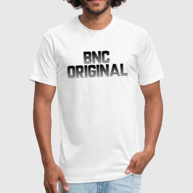 Bnc BNC Original (Championship/Black) - Fitted Cotton/Poly T-Shirt by Next Level