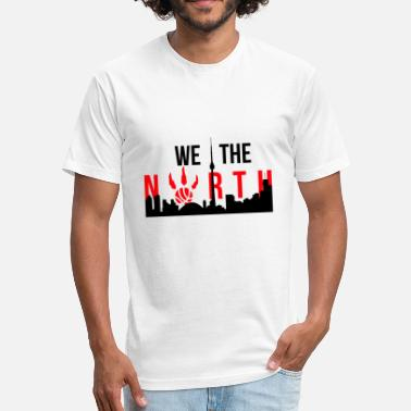 We The North WE THE NORTH - Fitted Cotton/Poly T-Shirt by Next Level