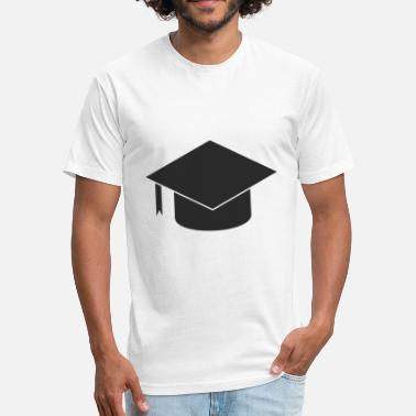 University Degree university diploma graduation degree ingenieur - Fitted Cotton/Poly T-Shirt by Next Level