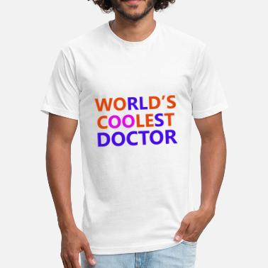 Doctor On Call doctor designs - Unisex Poly Cotton T-Shirt