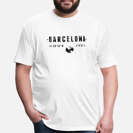 3e5a827e3a505 Barcelona Unisex Poly Cotton T-Shirt | Spreadshirt
