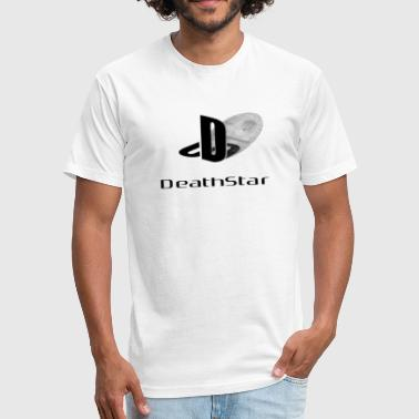 DeathStar - Fitted Cotton/Poly T-Shirt by Next Level