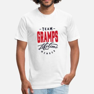 Gramp GRAMPS - Fitted Cotton/Poly T-Shirt by Next Level