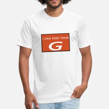 G-money G - Fitted Cotton/Poly T-Shirt by Next Level