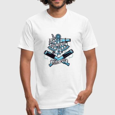 Crafting Sport Master Your Craft - Fitted Cotton/Poly T-Shirt by Next Level