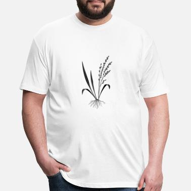 The Roots roots - Fitted Cotton/Poly T-Shirt by Next Level