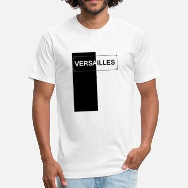 Versaille Versailles apparel design - Fitted Cotton/Poly T-Shirt by Next Level