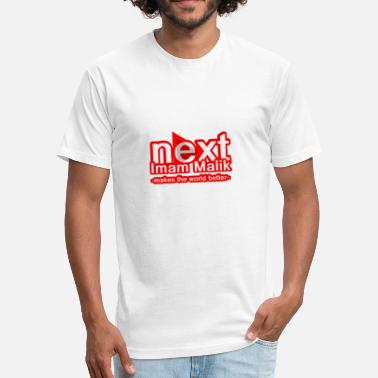 Muslim Kids Next Imam Malik - Fitted Cotton/Poly T-Shirt by Next Level