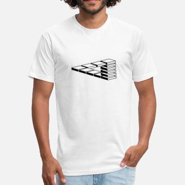 Optical Illusion optical illusion - Unisex Poly Cotton T-Shirt