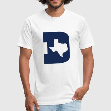 Nfl Teams dallas nfl - Fitted Cotton/Poly T-Shirt by Next Level