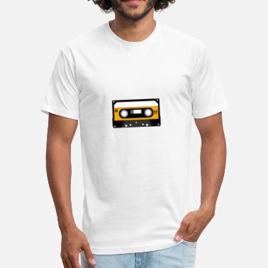 Otg OTG Tapes - Fitted Cotton/Poly T-Shirt by Next Level