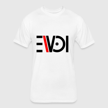 EVOL-LOGO-NEW-NEW2 - Fitted Cotton/Poly T-Shirt by Next Level