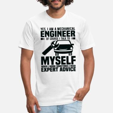 Engineering Science Yes I Am A Mechanical Engineer - Unisex Poly Cotton T-Shirt