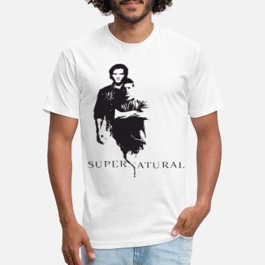 Sam Supernatural Men s Women s Dean And Sam Winchester - Unisex Poly Cotton T-Shirt