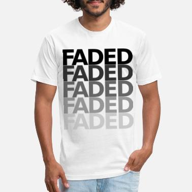 Im Faded FADED - Unisex Poly Cotton T-Shirt