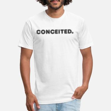 Conceited conceited - Unisex Poly Cotton T-Shirt