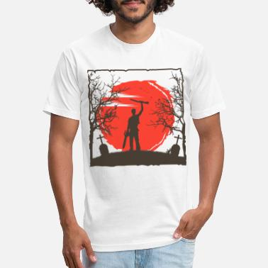 Ash Ash Williams - Unisex Poly Cotton T-Shirt